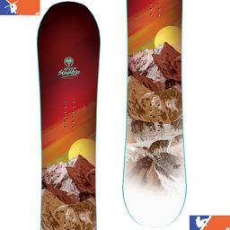 NEVER SUMMER Infinity Womens Snowboard 2020/2021