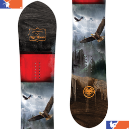 NEVER SUMMER West Bound Snowboard 2020/2021