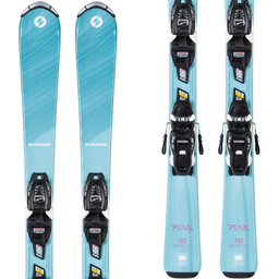 BLIZZARD Pearl JR Ski With FDT JR 45 Binding 2021/2022