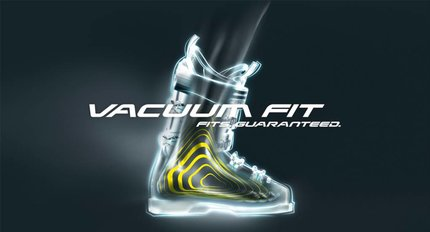 Fischer Vacuum Boots Fitting