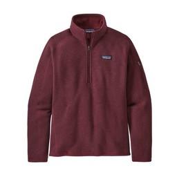 PATAGONIA Better Sweater 1/4 Zip Womens Sweater 2021/2022