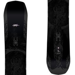 CAPITA Black Snowboard Of Death Snowboard 2021/2022