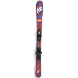 K2 Indy Jr. Ski With FDT 4.5 Binding 2021/2022