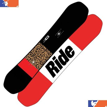 RIDE OMG WOMENS' SNOWBOARD 2017/2018