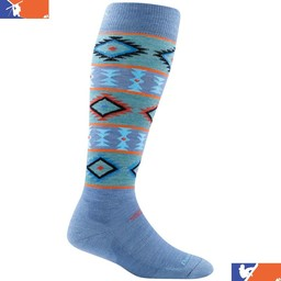DARN TOUGH TAOS CUSHION OVER THE CALF WOMENS' SKI SOCK 2017/2018