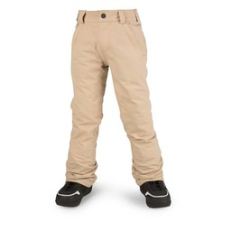 VOLCOM FREAKING SNOW CHINO JUNIOR SKI PANT 2017/2018