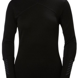 HELLY HANSEN LIFA MERINO WOMENS' CREW BASELAYER