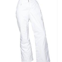 SPYDER SPYDER Winner Tailored Fit Pants Women's 2014/2015 - White - 10-Regular