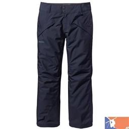 PATAGONIA PATAGONIA Snowshot Pants-Regular-Men's 2015/2016 - XXL - Navy Blue