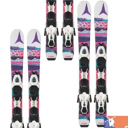 ATOMIC ATOMIC Vantage With AMP XTE 045 I Jr Girls . Ski 2015/2016