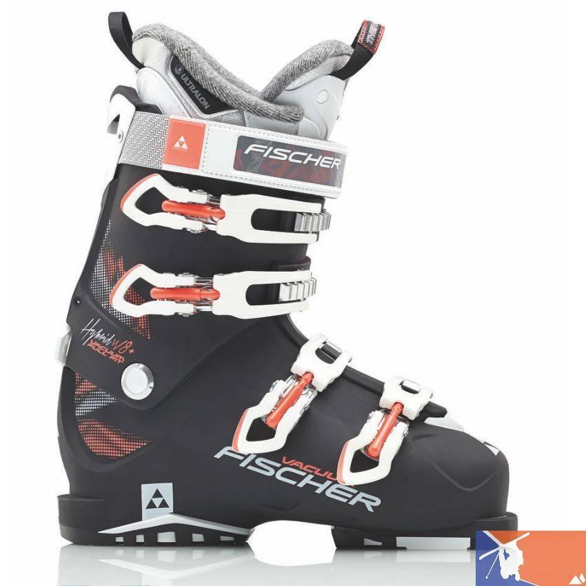 FISCHER FISCHER Hybrid 8 Vacuum Women's Ski Boots 2015