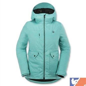 VOLCOM VOLCOM Era Insulated Jacket Women's 2015/2016 - XS - Glacier Blue