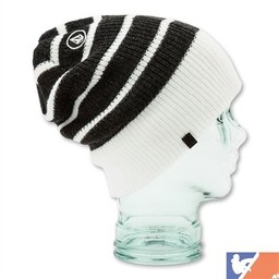 VOLCOM VOLCOM Mod Stripe Beanie Men's 2015/2016 - Black