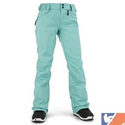 VOLCOM VOLCOM Species Stretch Pant Women's 2015/2016 - XXS - Glacier Blue