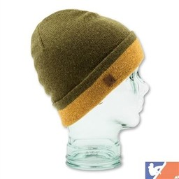 VOLCOM VOLCOM Stoned and Wool Beanie Men's 2015/2016 - Olive