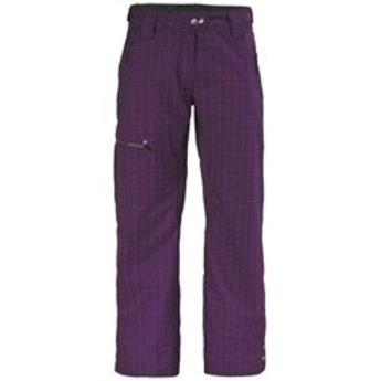 SCOTT Scott Women's Omak Snowsports Pants 2013/2014 - Dark Purple Plaid - XS