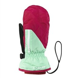 SCOTT SCOTT JR Tac 20 Youth Mitten 2014/2015 - Cerise Pink/Menthol Green - XL