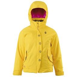 SCOTT SCOTT Essential Girls JR. Jacket 2014/2015 - Chrome Yellow - L