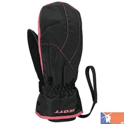 SCOTT SCOTT Tac-20 Jr Mitten 2015/2016 - L - Black/Pink