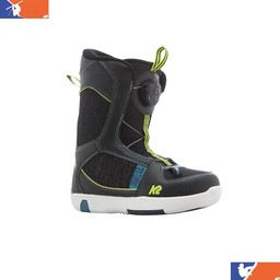 K2 MINI TURBO SNOWBOARD BOOTS - JUNIOR 2016/2017