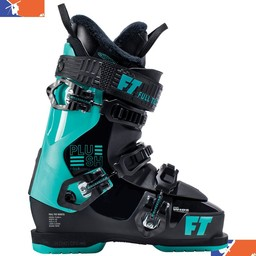 FULL TILT PLUSH 4 WOMENS SKI BOOT 2018/2019 BLACK/TEAL