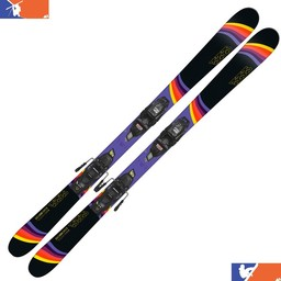 K2 DREAMWEAVER JUNIOR SKI WITH FDT 7.0 BINDING 2018/2019