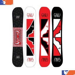 GNU ASYM FB SPACE CASE C2X SNOWBOARD 2018/2019