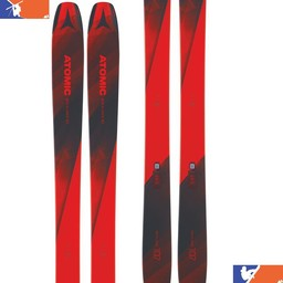 ATOMIC BACKLAND 107 SKI 2018/2019 182