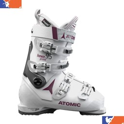 ATOMIC HAWX PRIME 95 WOMENS SKI BOOT 2018/2019 WHITE/PURPLE