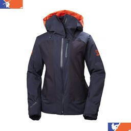 HELLY HANSEN CHAMPOW WOMENS SKI JACKET 2018/2019