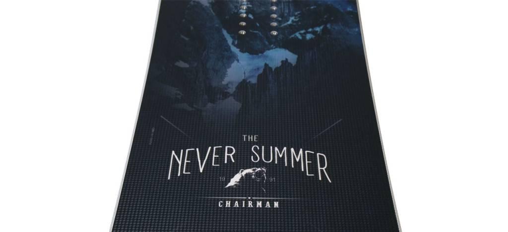 Never Summer Never Summer Chairman