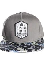 RIPPING GIRAFFE SHOP TREE SNAPBACK
