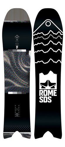 Rome SDS Rome Pow Division Snowboard