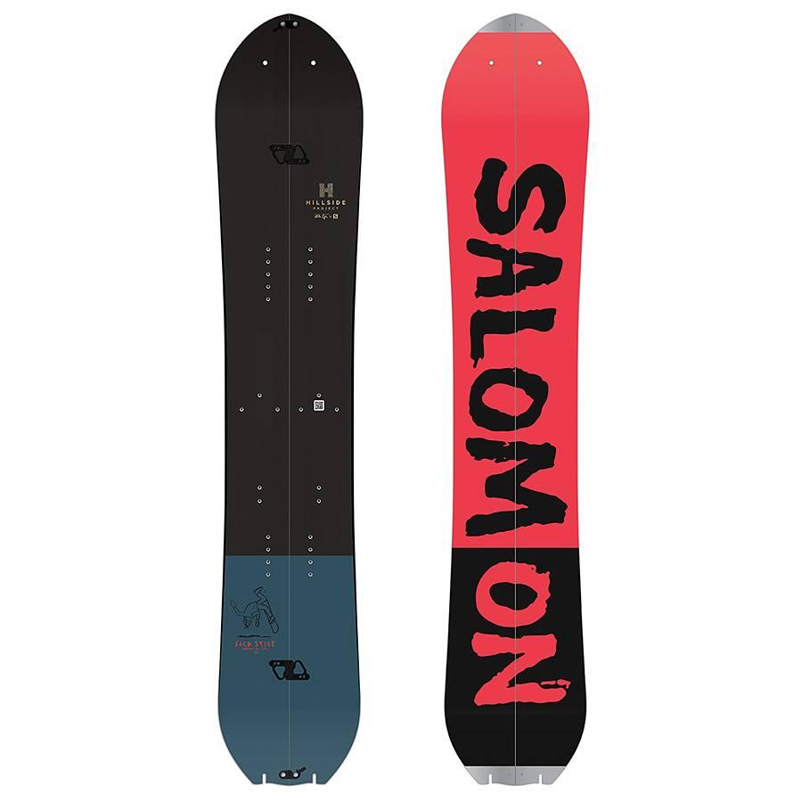 Salomon 19 Salomon Sickstick Splitboard w/ Skins