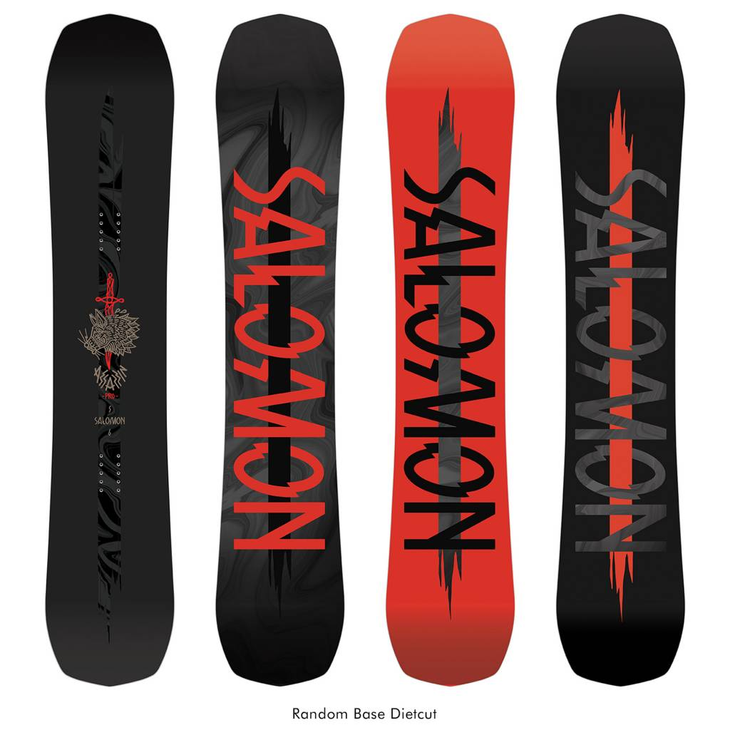 Salomon Salomon Assassin Pro Snowboard