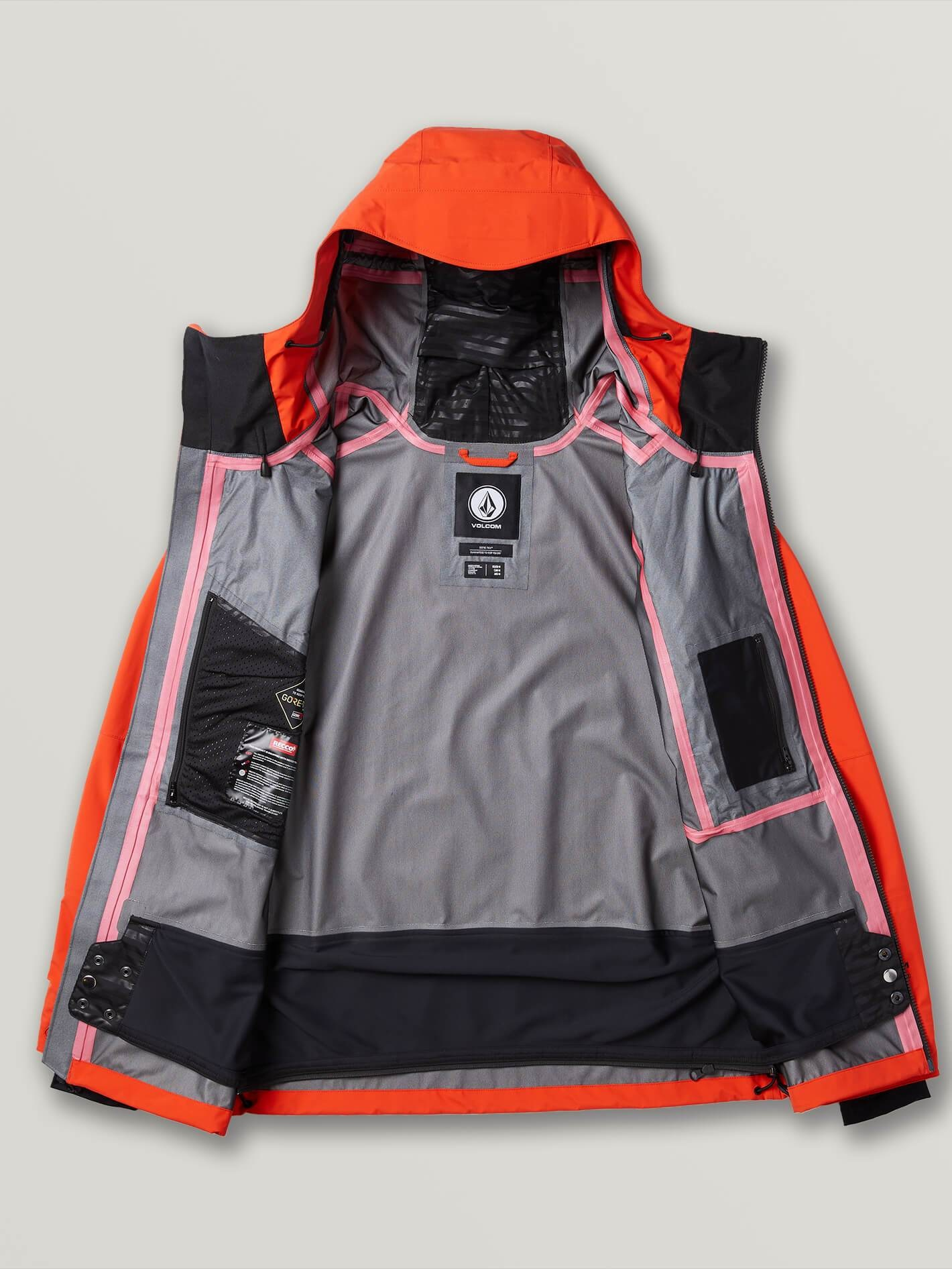 Volcom Inc. 20 GUIDE GORE-TEX JKT