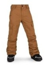 Volcom Inc. 20 CARGO INS YOUTH PANT