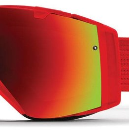 SMITH OPTICS Smith IO Fire Red Sol-X