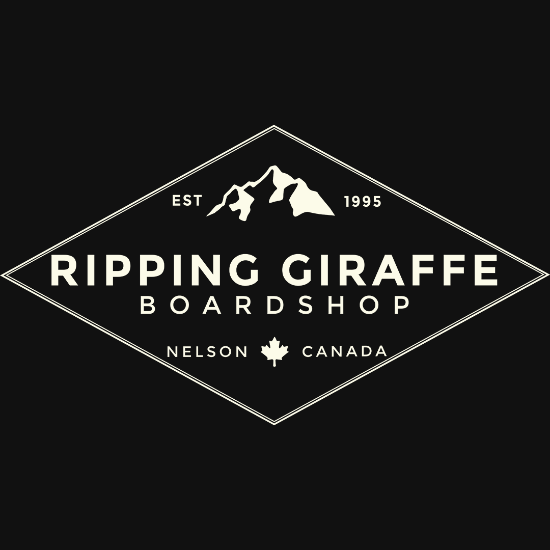RIPPING GIRAFFE GIFT CARDS