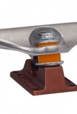 Independent Truck Co. INDY STG11 HOLLOW SLV ANODIZED/DK RED 159