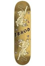 Real Skateboards REAL ISHOD CAT SCRATCH GOLD 8.25
