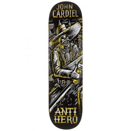 Antihero Skateboards ANTIHERO AGUARTDIENTE CARDIEL 8.38