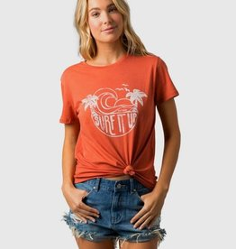 RIP CURL RIP CURL SURFS UP BOY TEE