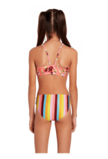 Volcom Inc. VOLCOM YTH BLOOMIN ON UP CROP SET MULTI COLOUR