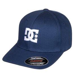 DC DC YOUTH CAP STAR 2 DARK BLUE