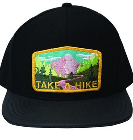 Skate Mental TAKE A HIKE SNAPBACK