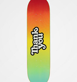 Thank You Skateboards THANK YOU TIE DYE 8.25