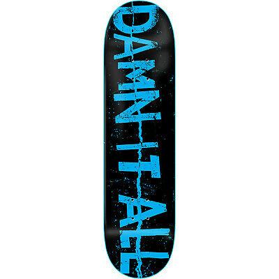 Zero Skateboards ZERO DAMN IT ALL ZINE 8.25