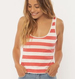 SISSTREVOLUTION SISSTR WASHED AWAY KNIT TANK