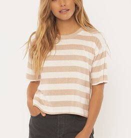 SISSTREVOLUTION SISSTR NAUTICAL TIMES TEE